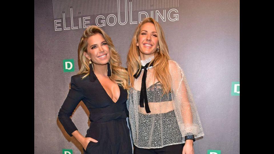 Ellie Goulding stellt ihre zweite Schuhkollektion vor