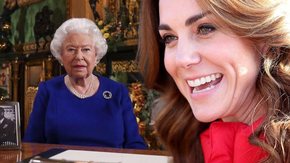 Herzogin Kate - Dieses Familienfoto haben wir noch nie gesehen!