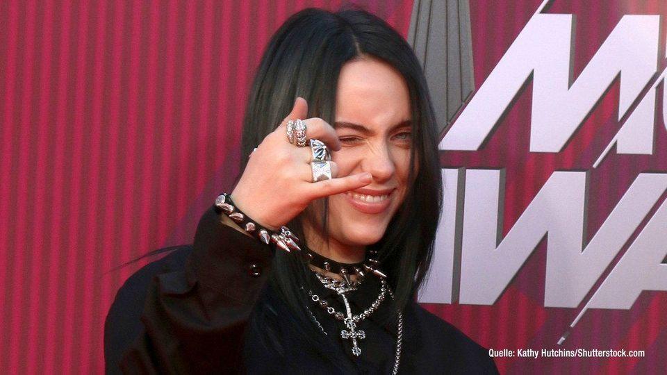 Billie Eilish: Mit 11 schrieb sie Selbstmord-Song