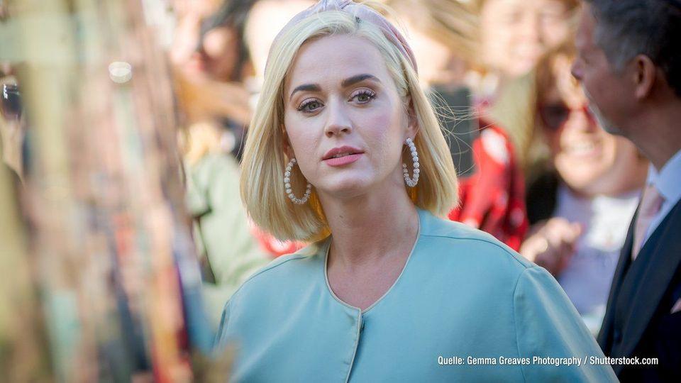 Katy Perry trauert um ihre verstorbene Katze