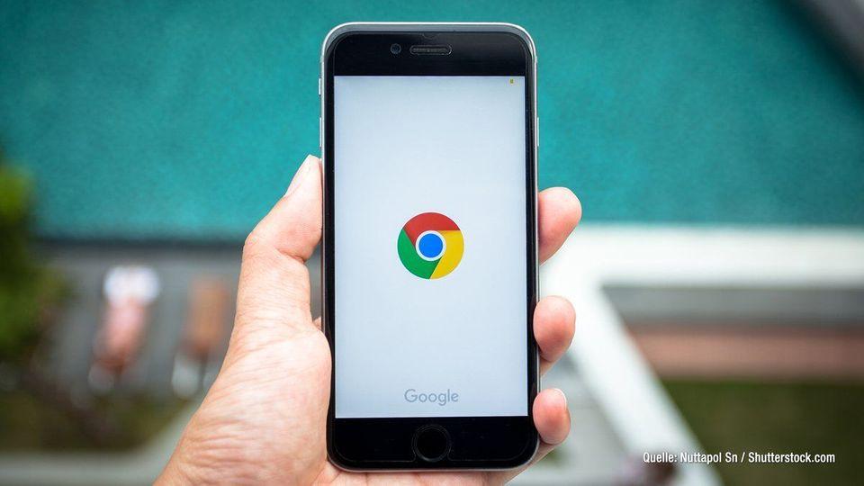 "Bei Desktop-PC & Laptop: ""Google Chrome"" ist am beliebtesten"