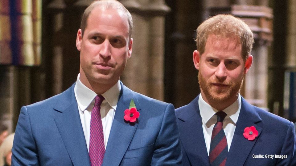 Bleibt Prinz Harry in London wegen Versöhnung bei den Windsors?