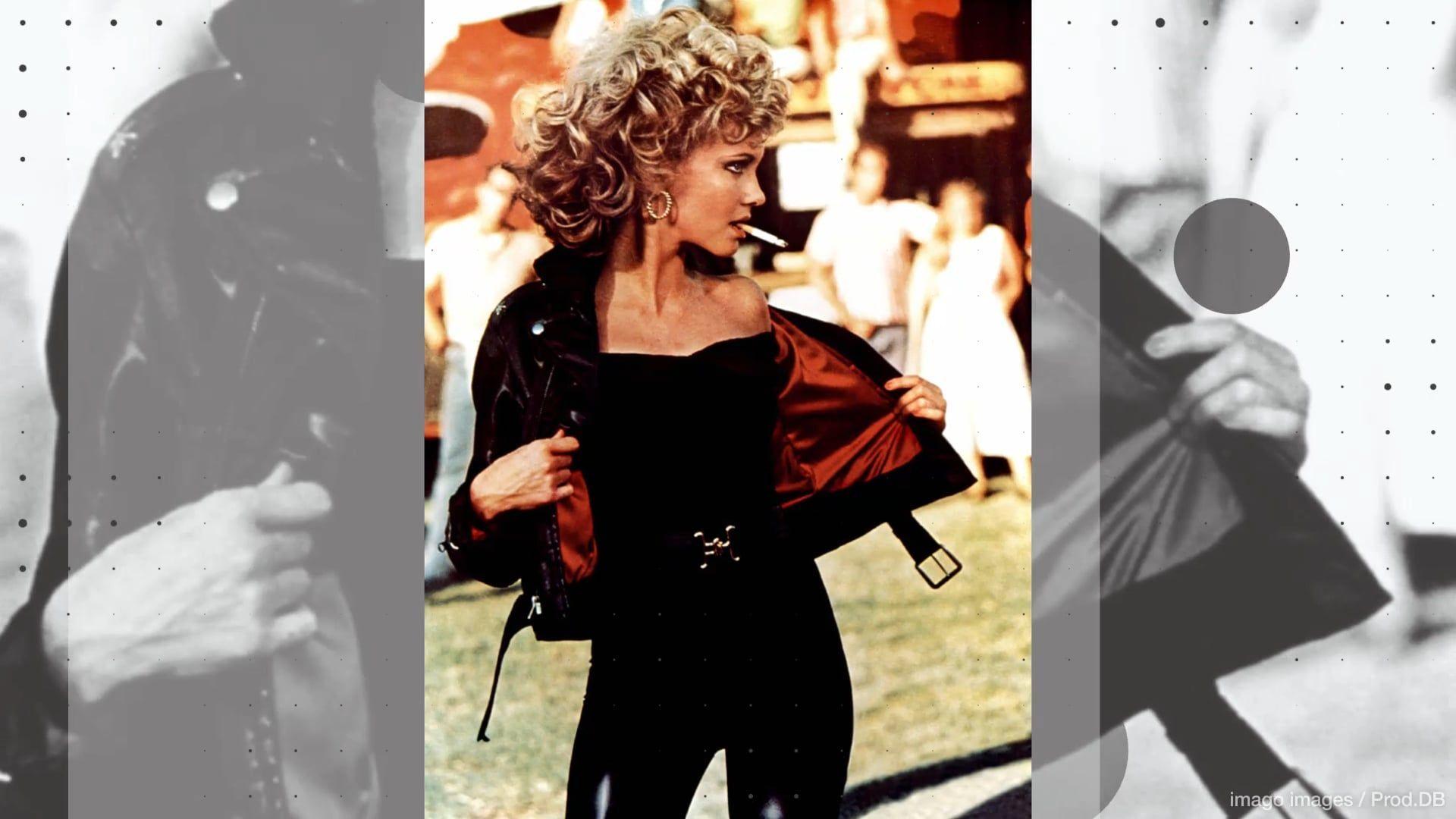 """""""Grease"""" Outfit von Olivia Newton-John versteigert"""