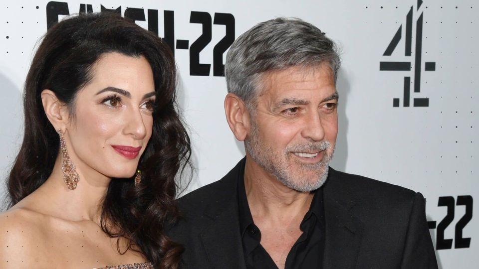 George und Amal Clooney: So schön ist ihre Kennenlern-Story