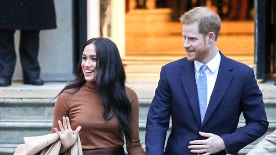 Entscheidung ist gefallen: Harry und Meghan treten komplett zurück