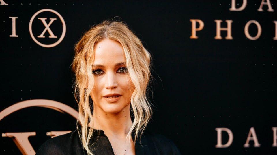 Durch die Jahre mit Jennifer Lawrence