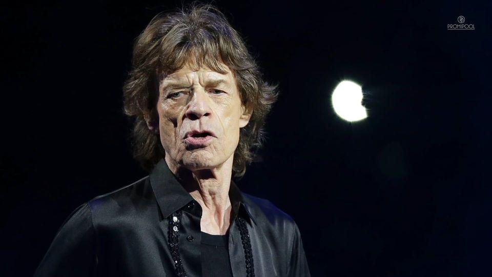 Mick Jagger: Die Familie der Rolling-Stones-Legende