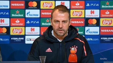 Mindestens bis Saisonende: Flick bleibt Bayern-Trainer