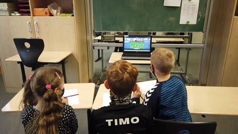 «Wir werden besser» – Oranienburger Schule meistert Krise