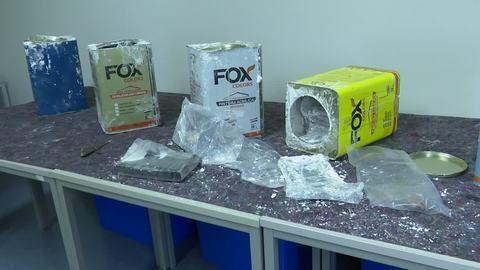 Rekordfund: Zoll findet Kokain im Milliardenwert
