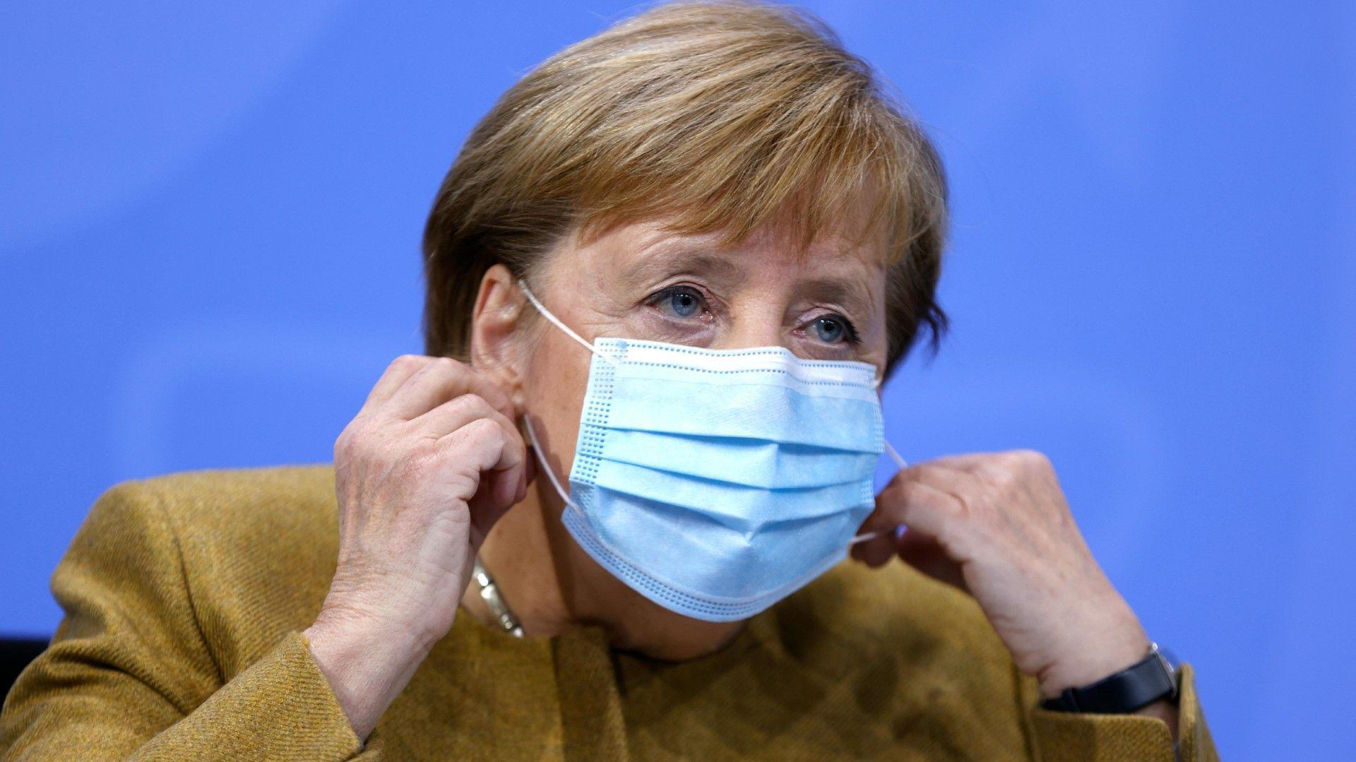 """Merkel: """"Wir brauchen noch einmal eine Kraftanstrengung"""""""