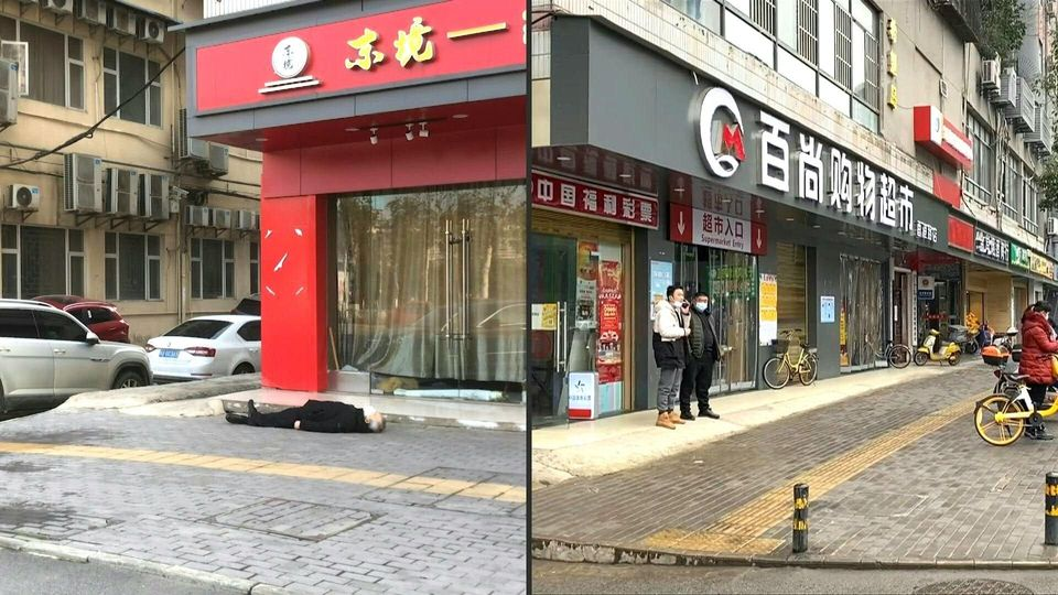 Wuhan vor einem Jahr im Lockdown - und Wuhan heute