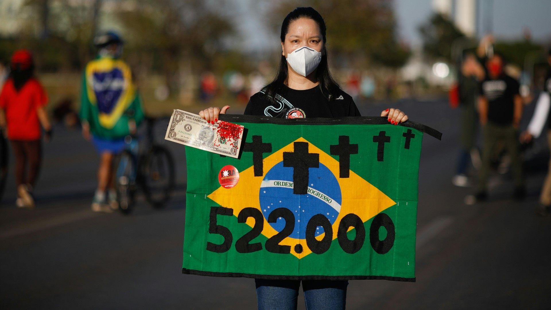 Brasilien: Massenproteste und Vorermittlungen gegen Bolsonaro