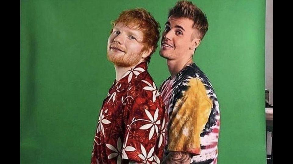 Justin Bieber und Ed Sheeran teilen Preview des neuen Songs 'IDC'
