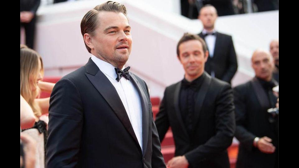 Leonardo DiCaprio: Er musste die Stuntmänner wirklich anzünden