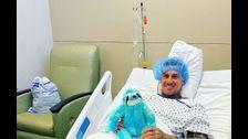 Pink's husband Carey Hart gives health update