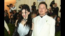 Grimes and Elon Musk are 'semi-separated' after three years together