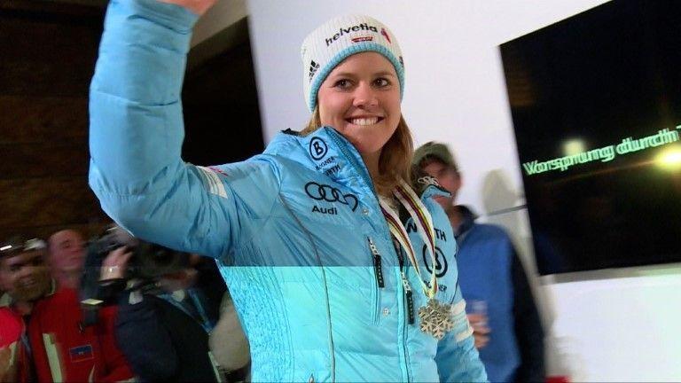 Ski-Olympiasiegerin Rebensburg beendet Karriere