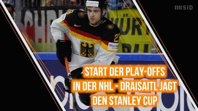 "Play-off-Start in der NHL: Draisaitl ""wird Alarm machen"""