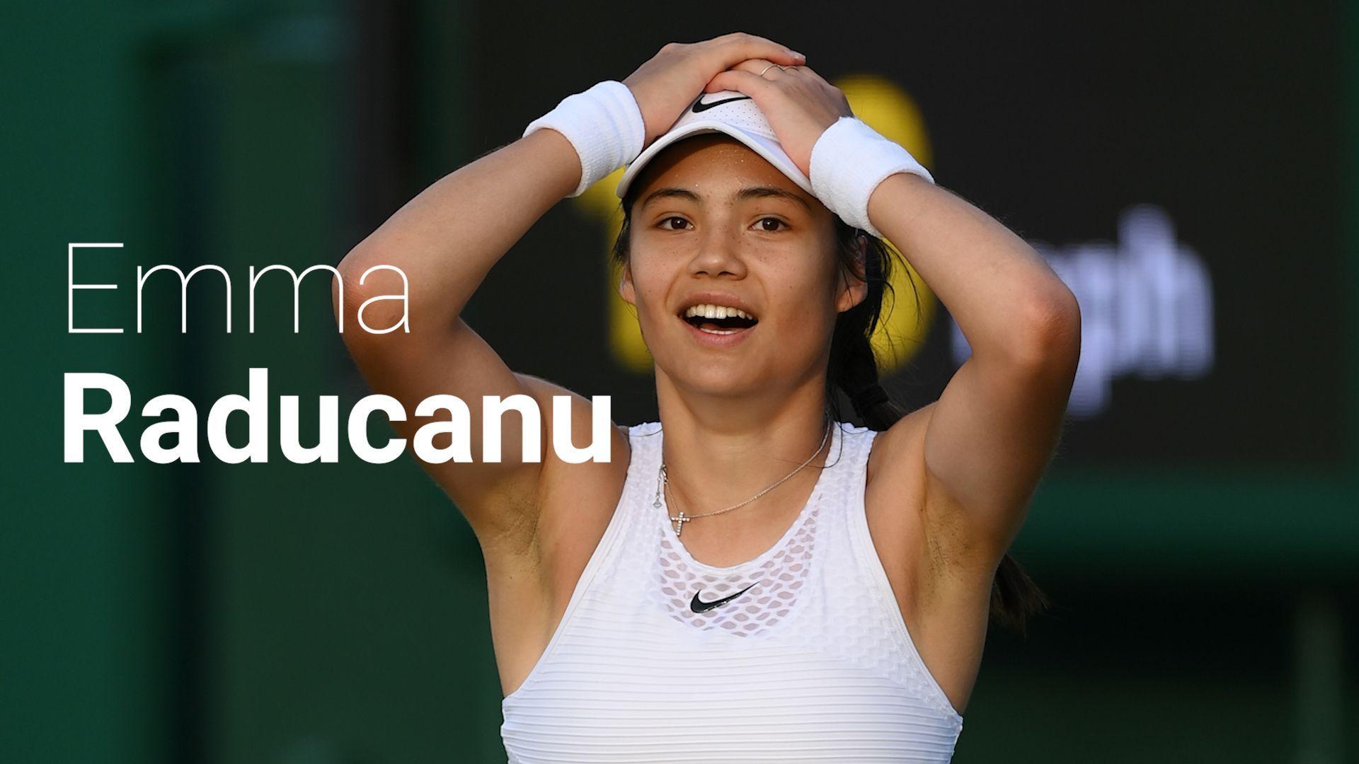 18-jährige US-Open-Gewinnerin: Wer ist Emma Raducanu?
