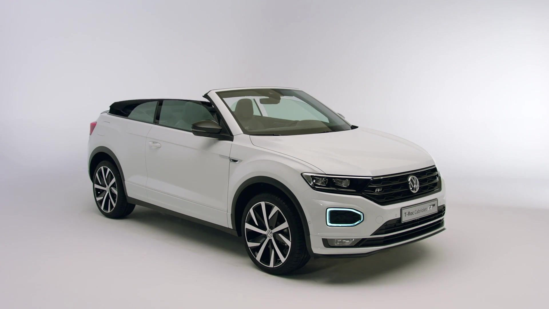 Erfrischend anders - Das Volkswagen T-Roc Cabriolet