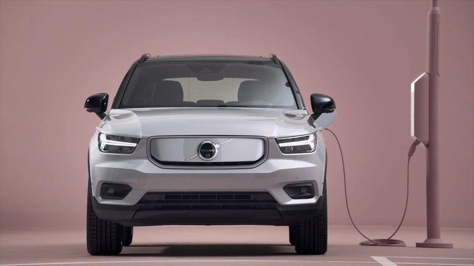 Der neue Volvo XC40 Recharge Highlights - von AutoMotoTV