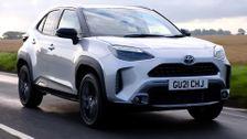 2021 Toyota Yaris Cross Dynamic Driving Video