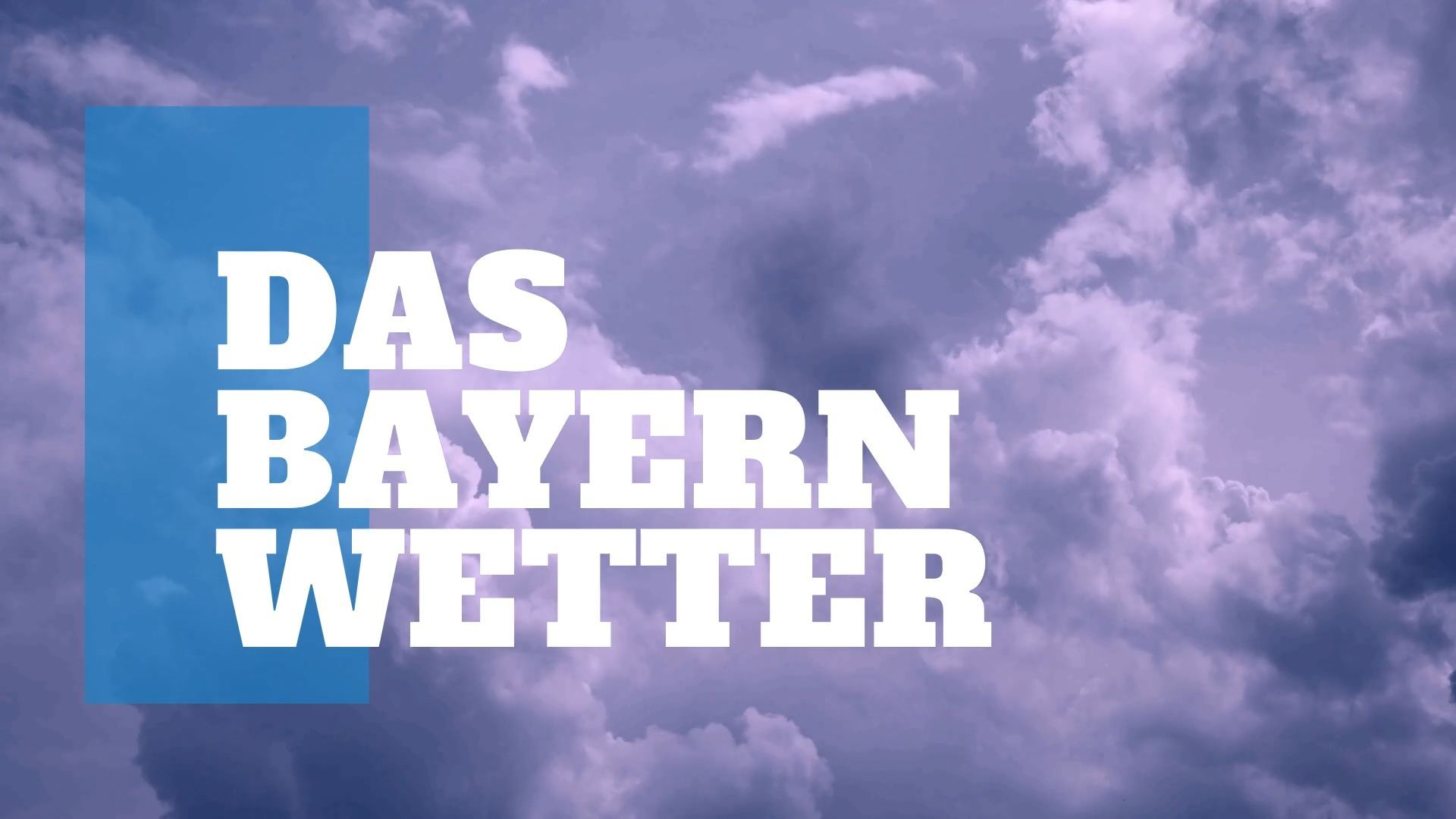 Das Bayern-Wetter: Am Wochenende erwarten uns T-Shirt-Temperaturen