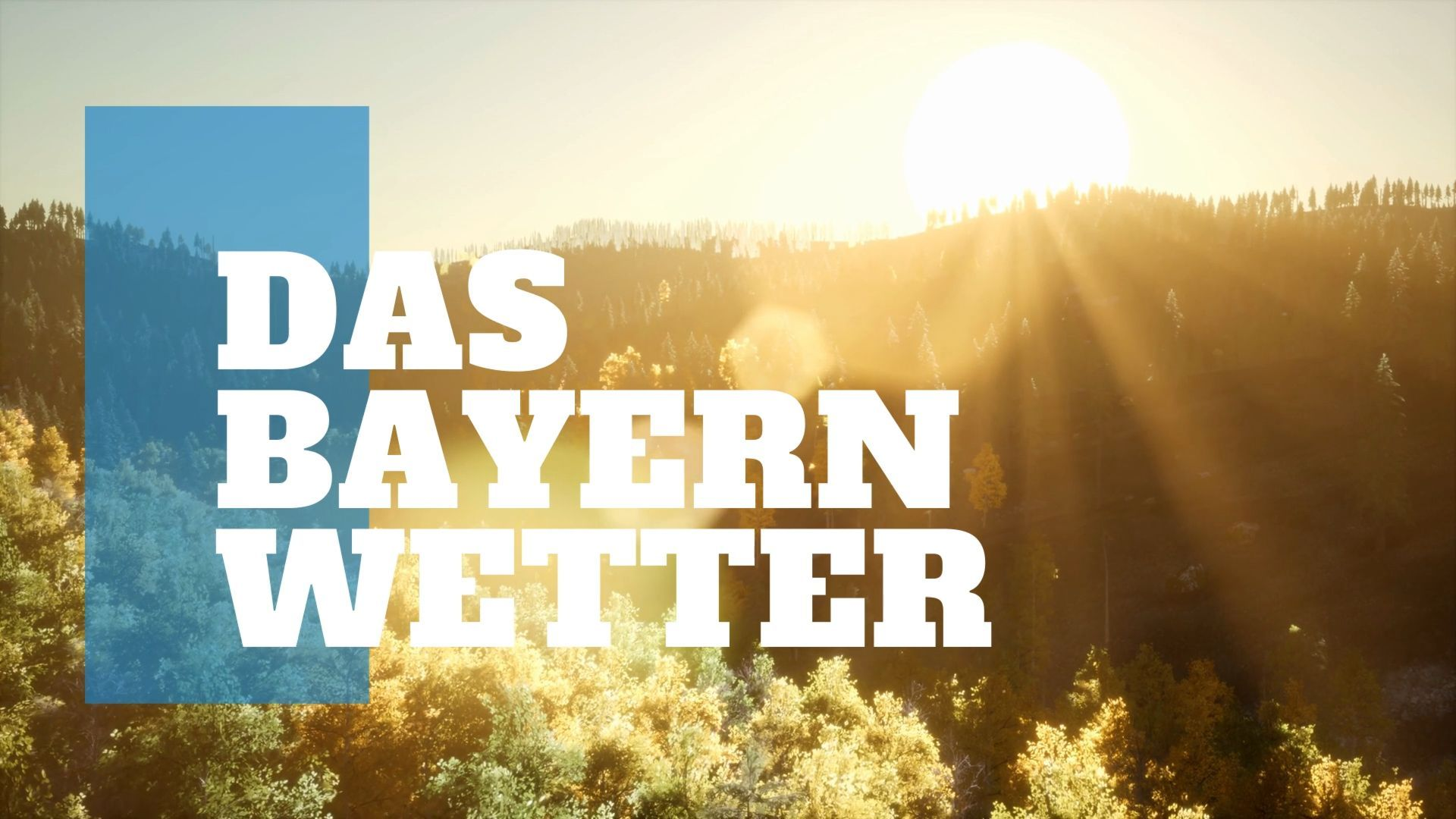 Das Bayern-Wetter: Frühlingshafte Temperaturen mit kleinem Dämpfer am Samstag