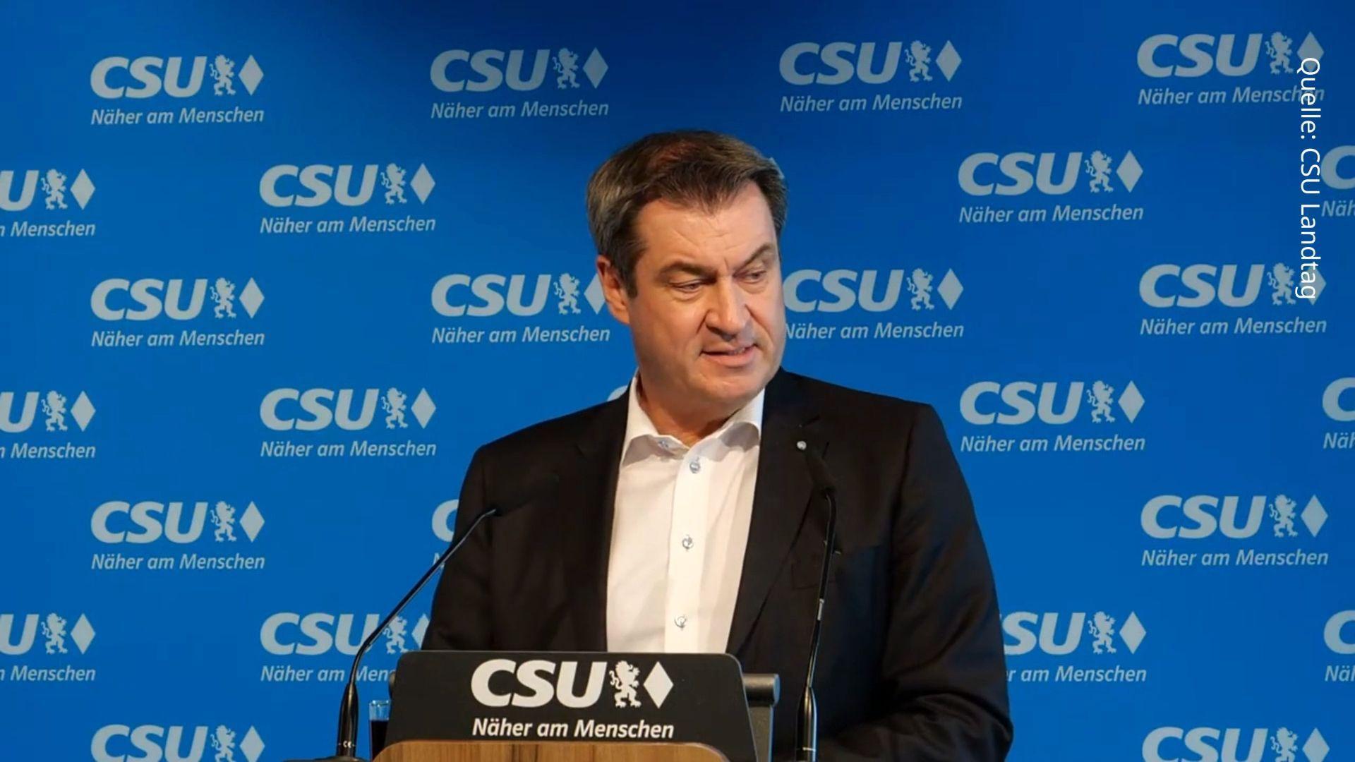 Söder verkündet Sonderregeln für 2-fach-Geimpfte und Genesenen in Bayern – eine Zusammenfassung
