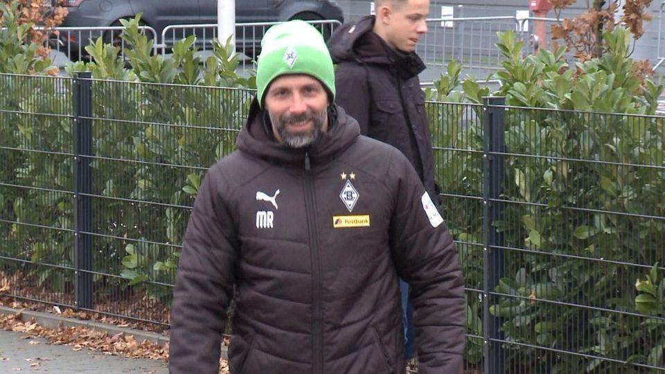 Marco Rose glaubt nicht an Gladbach als Meisterschafts-Titelanwärter