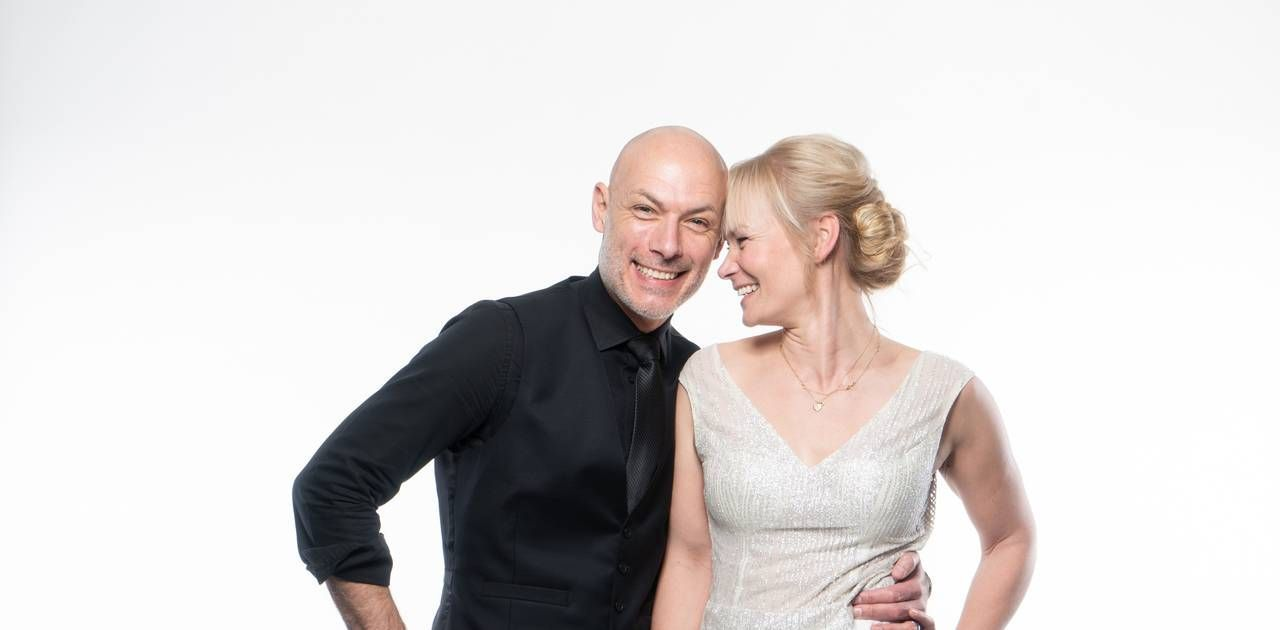 Bibiana Steinhaus hat Howard Webb geheiratet