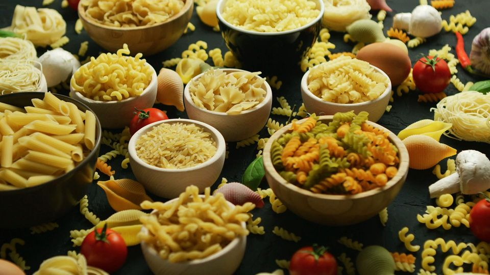 Zehn Lebensmittel, die Du immer im Haus haben solltest!