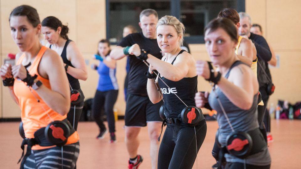 Workout! Fitnesstrend und variantenreiches Training mit XBT Gürtel