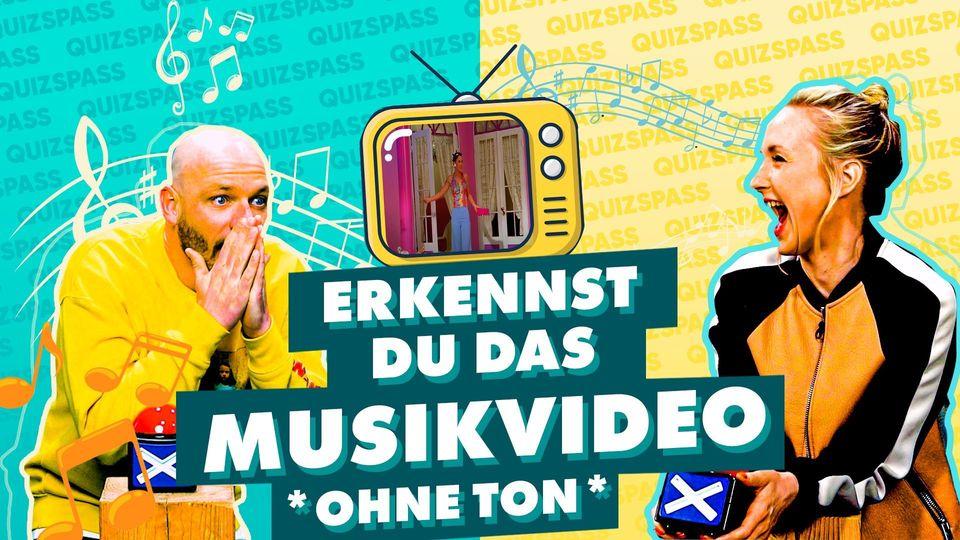 Leslie Clio im Quiz: Kann sie die Musikvideos ohne Ton erkennen?