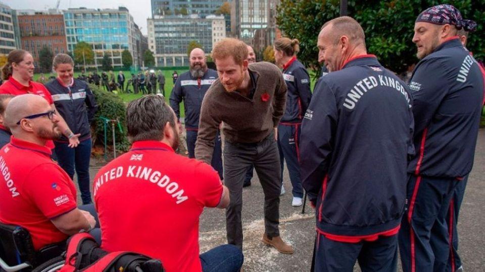 Prinz Harry ist Schirmherr: Invictus Games kommen nach Deutschland
