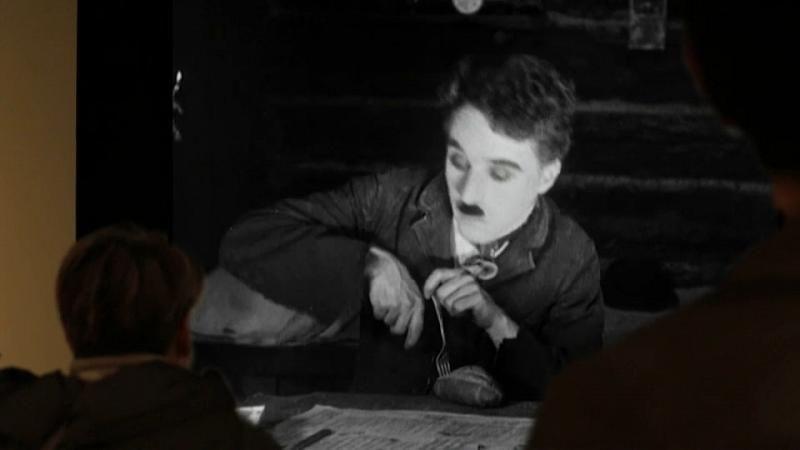 Charlie Chaplin und die Avantgarde - Ausstellung in Nantes