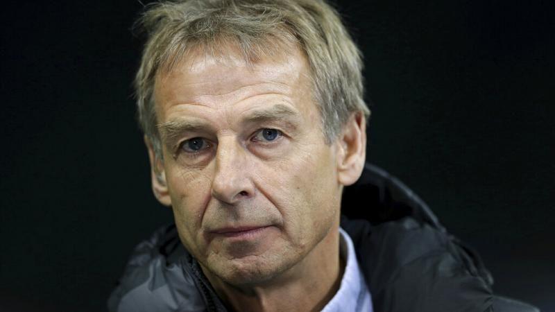 Nach 2 Monaten sagt Jürgen Klinsmann Hertha BSC bye-bye