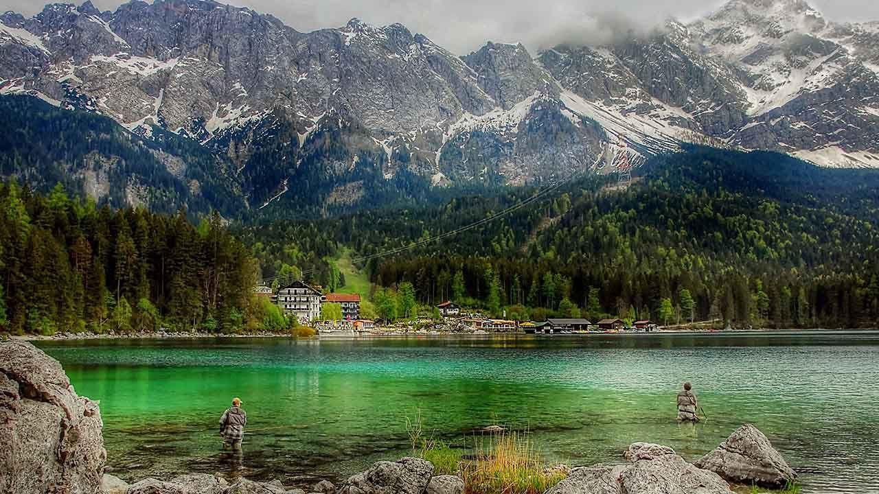 Garmisch-Partenkirchen: unendlich facettenreich