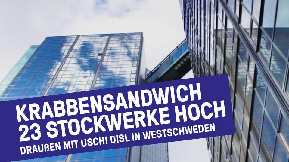 Schweden - Göteborg entdecken mit Uschi Disl