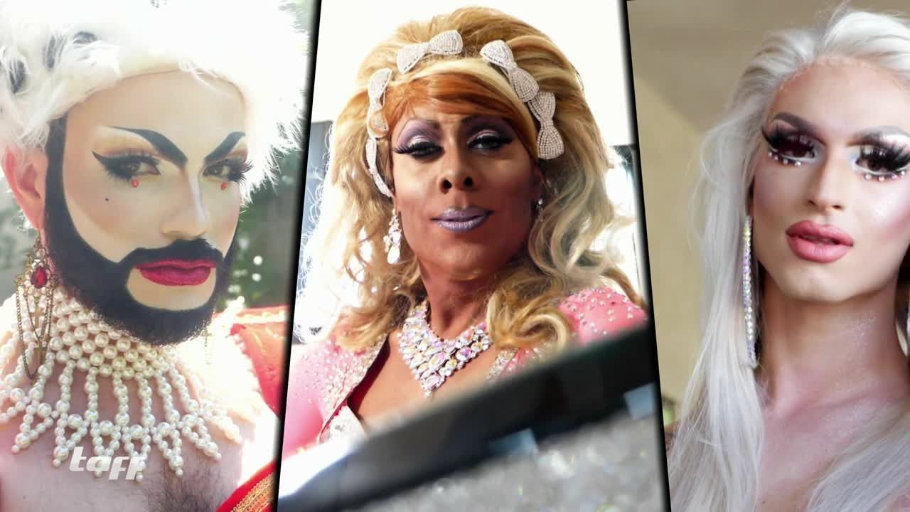 Queen of Drags - Das sind die Queens