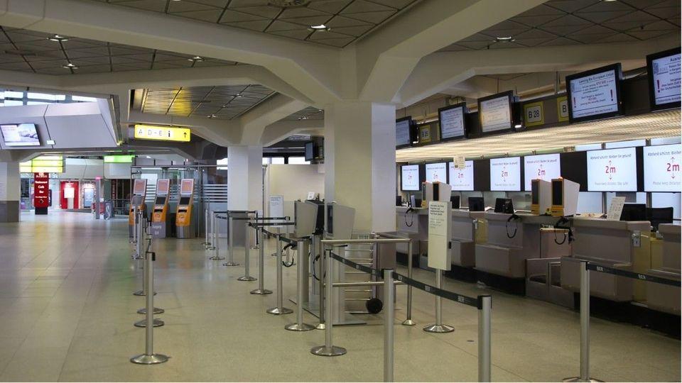 Nach Antrag: Berliner Flughafen Tegel vor Schließung