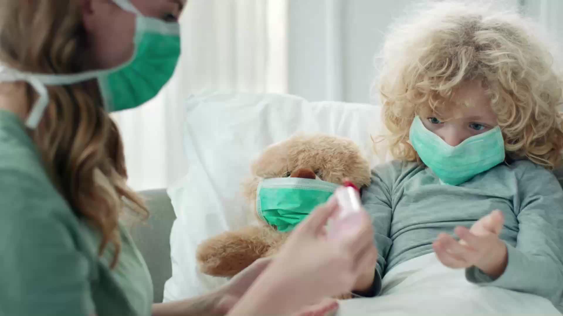 Coronavirus Bei Kindern