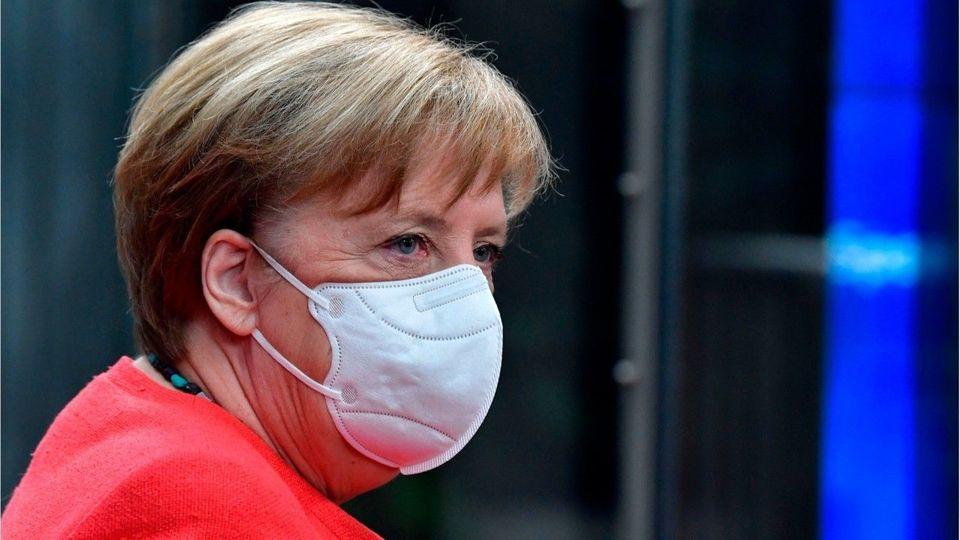 Klare Worte zu Corona: Angela Merkel warnt vor