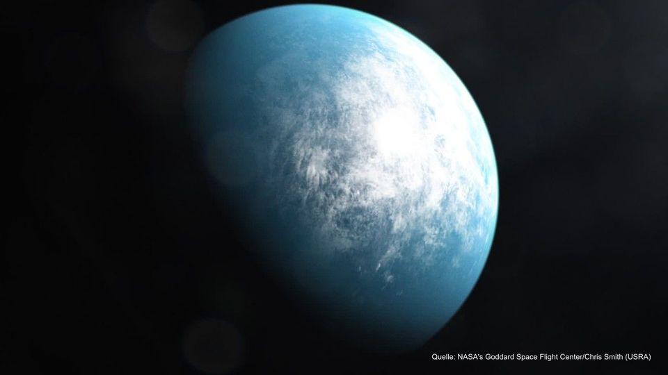 NASA-Satellit entdeckt potenziell bewohnbaren Planeten