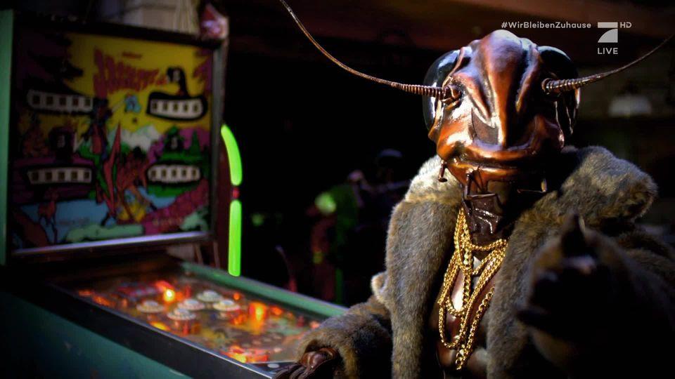 The Masked Singer: Die Kakerlake ist Angelo Kelly