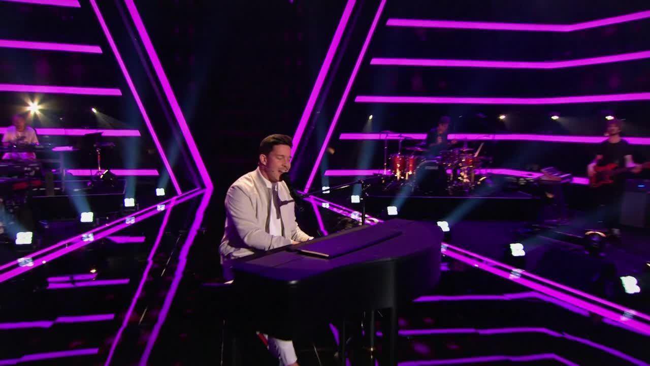 "Nico Santos singt ""Purple Rain"" von Prince"