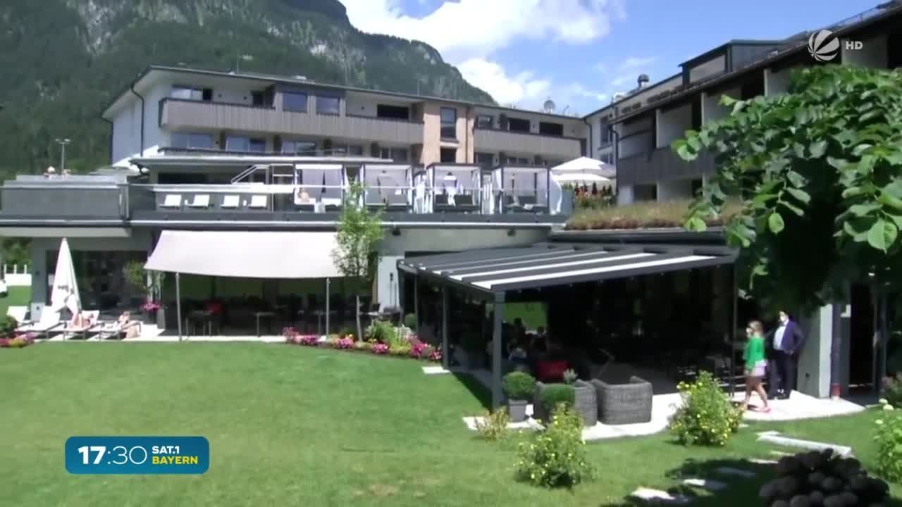 Kein Urlaub ohne Impfung? Garmischer Hotel greift durch