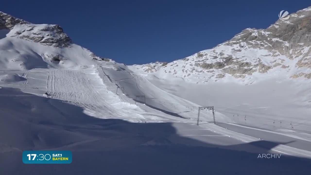 Bayerische Zugspitzbahn: Ski-Saison in Garmisch abgesagt
